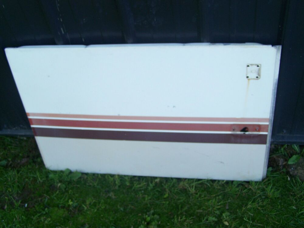 Coleman Fleetwood Body Panel Csf 1985 Shenandoah Ebay