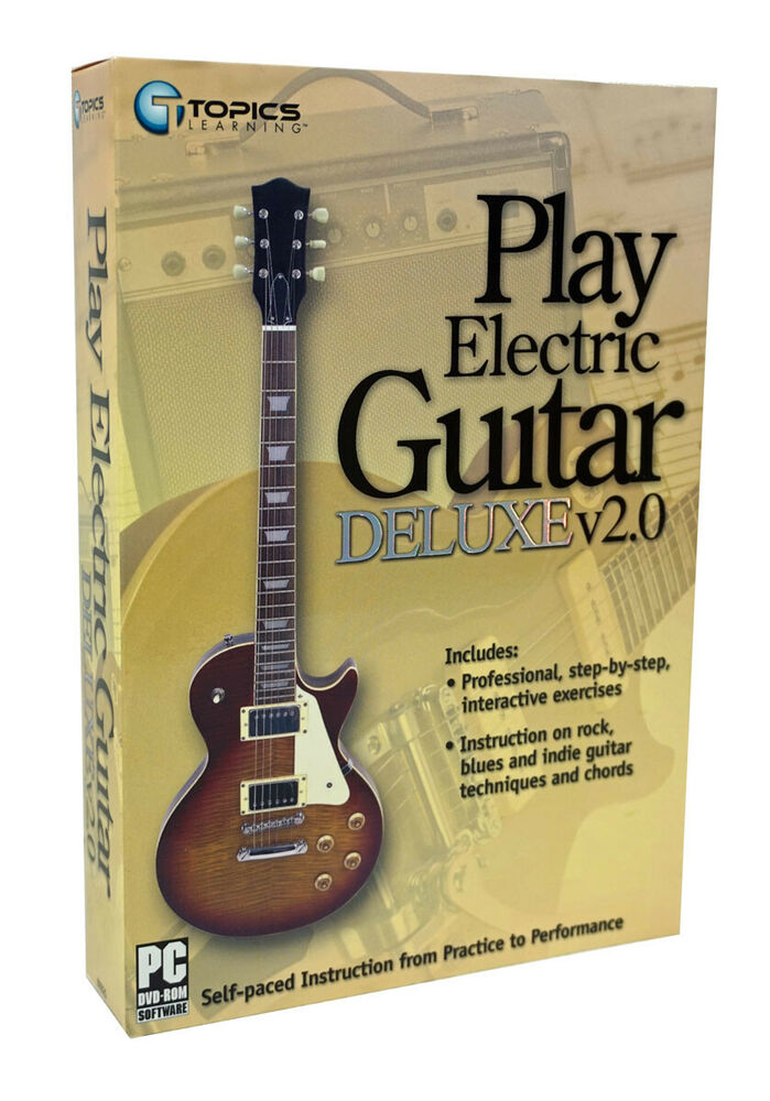 Free Online Guitar Lessons | Play Acoustic or Electric