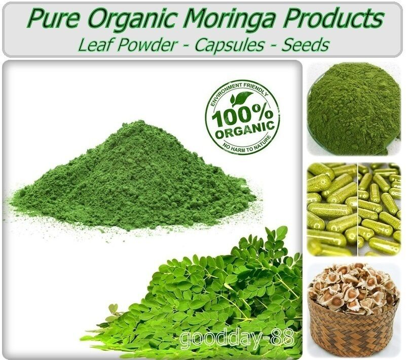 6 Science-Based Health Benefits of Moringa Oleifera