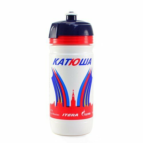 ELITE Corsa Team Katusha Water Bottle 550ml