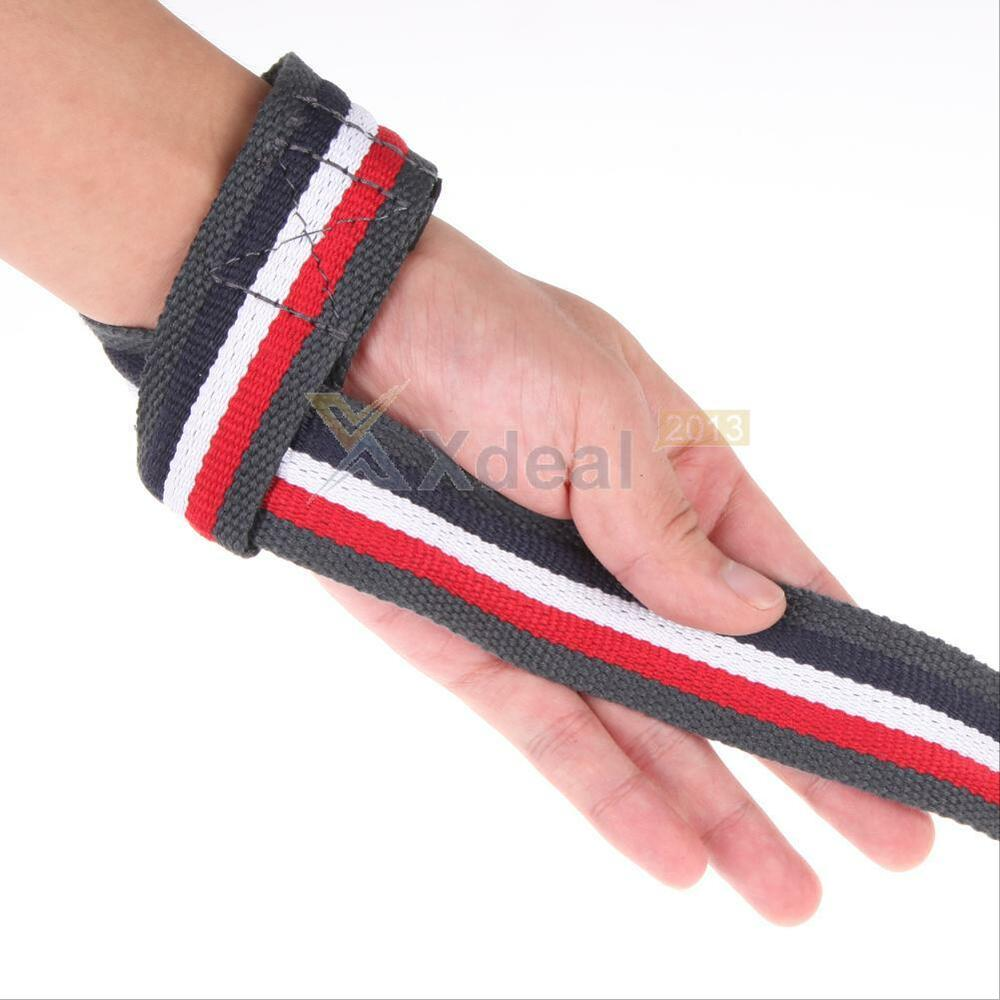 Weight Lifting Wrist Wraps Bandage Support Gloves Gym: For Weight Lifting Training Gym Wrist Support Gloves Wrap