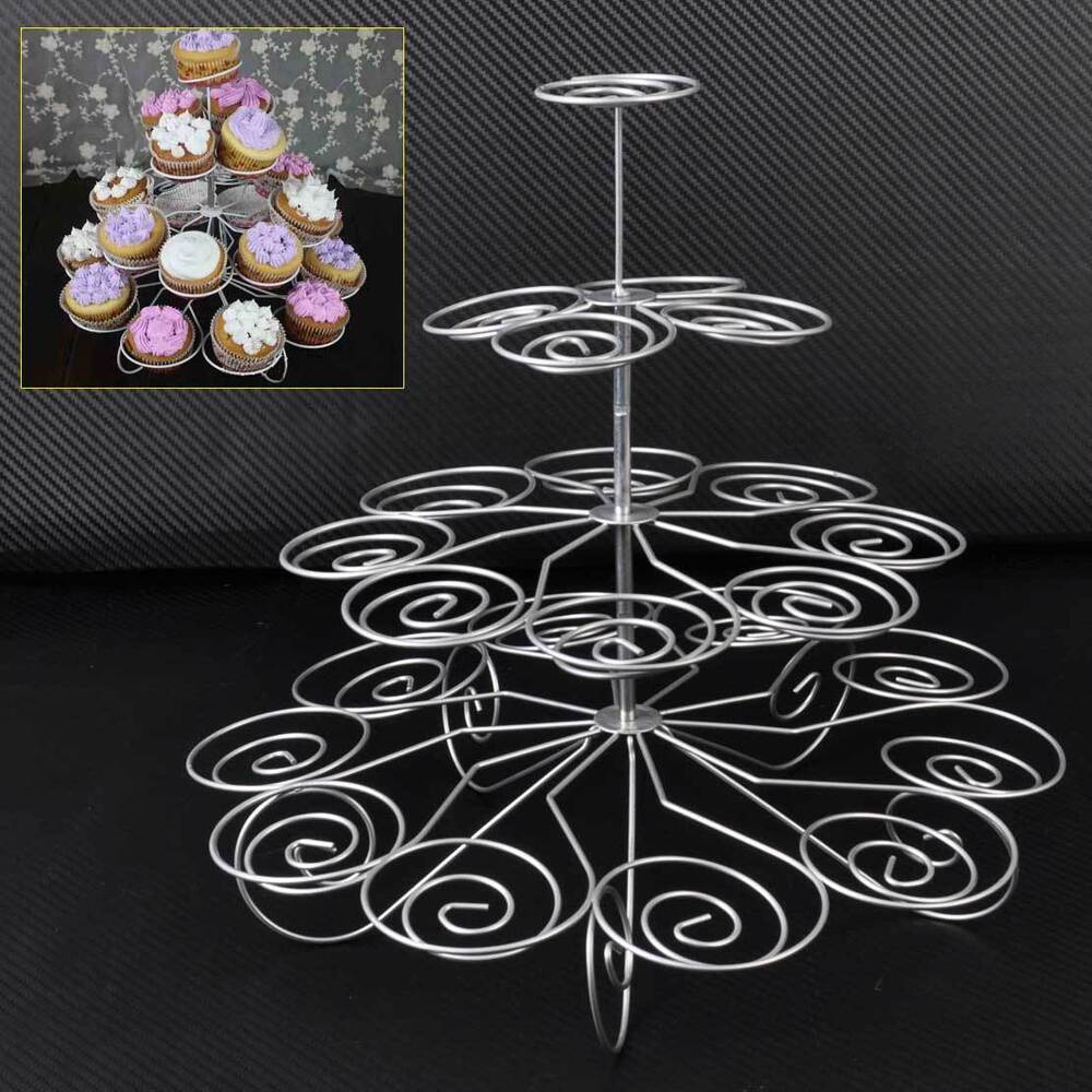 4 tier metal wedding cake stand 4 tier metal cupcake stand holder tower wedding 10378