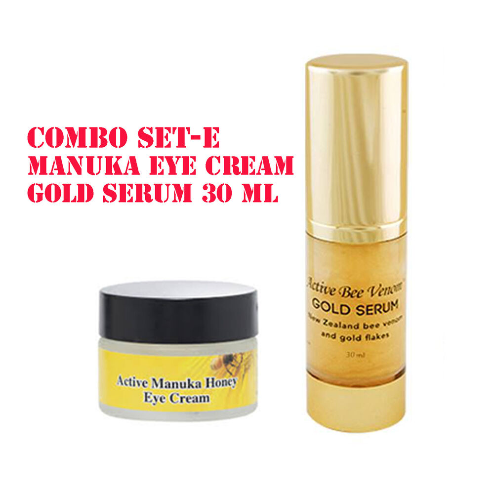 active facial cream Manuka