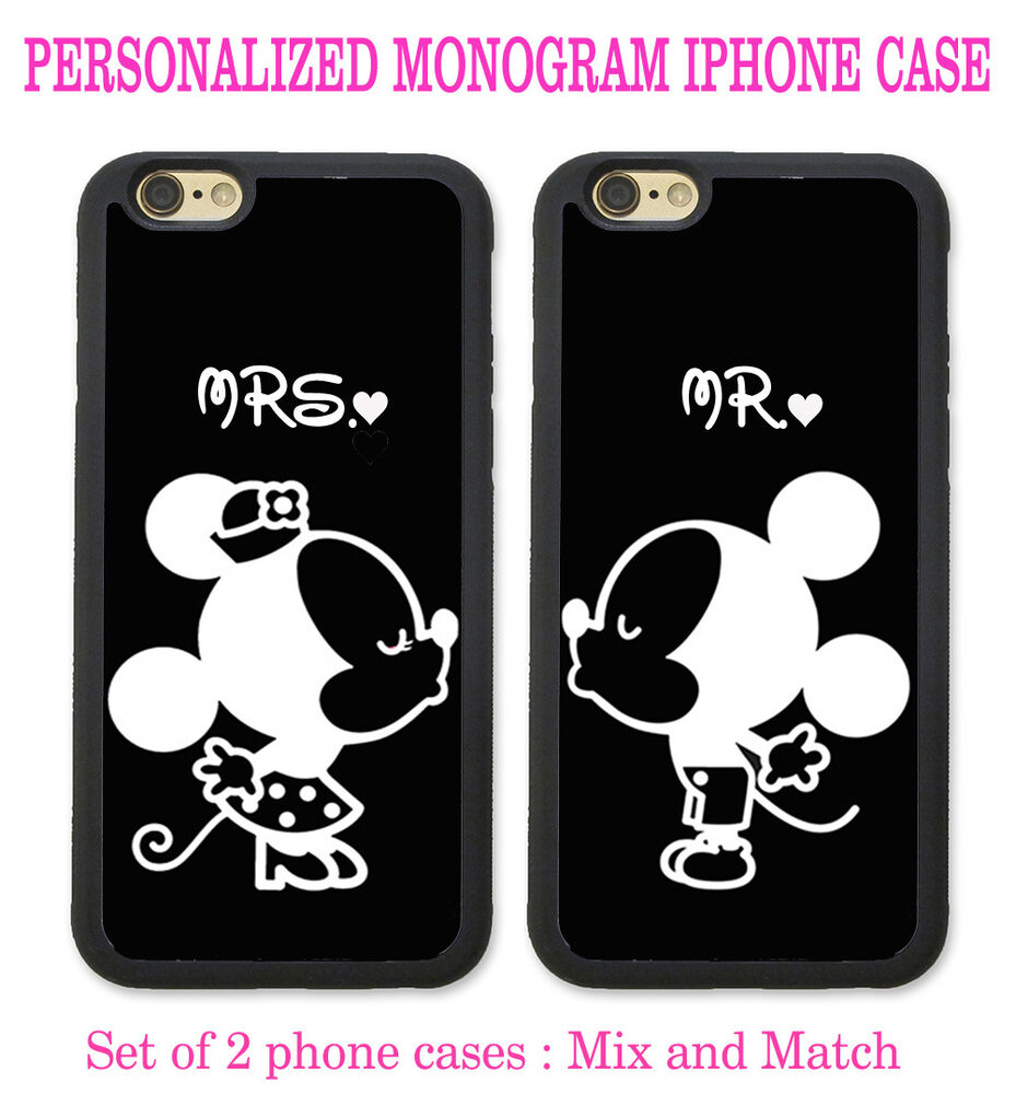 personalized iphone cases his amp hers phone cases 2 iphone cases 3116