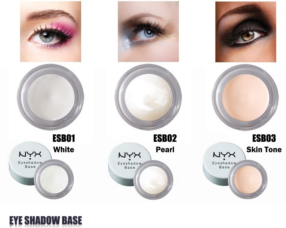 Base For Eye Makeup