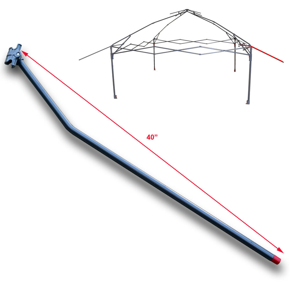 Coleman 13 X 13 Shelter Canopy Gazebo Extend Lower Roof