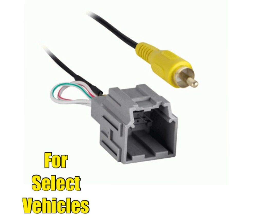 Retention Wire Rca Plug Harness For Select Gm Factory Oem Wiring Diagram