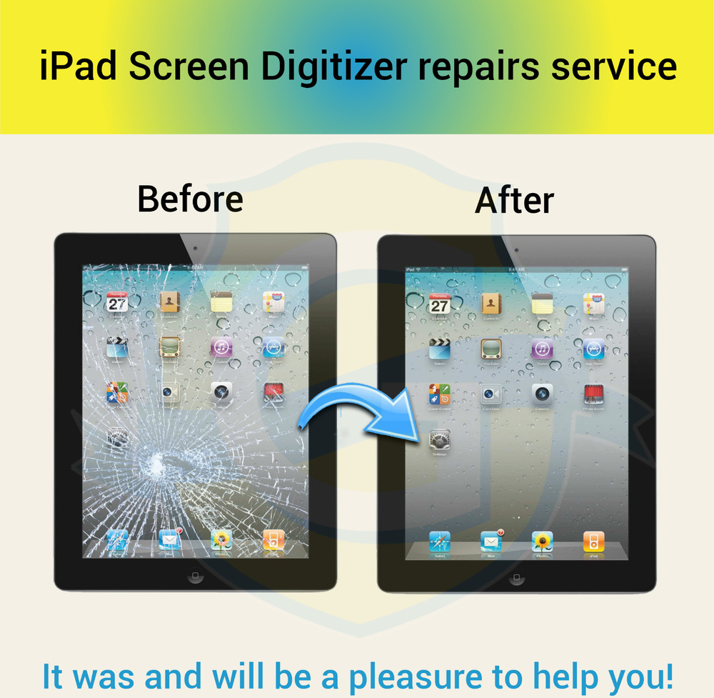 ec5c7a230b0b4f Details about iPad 2 3 4 Broken Cracked Screen REPAIR SERVICE , High  quality replacement !!!
