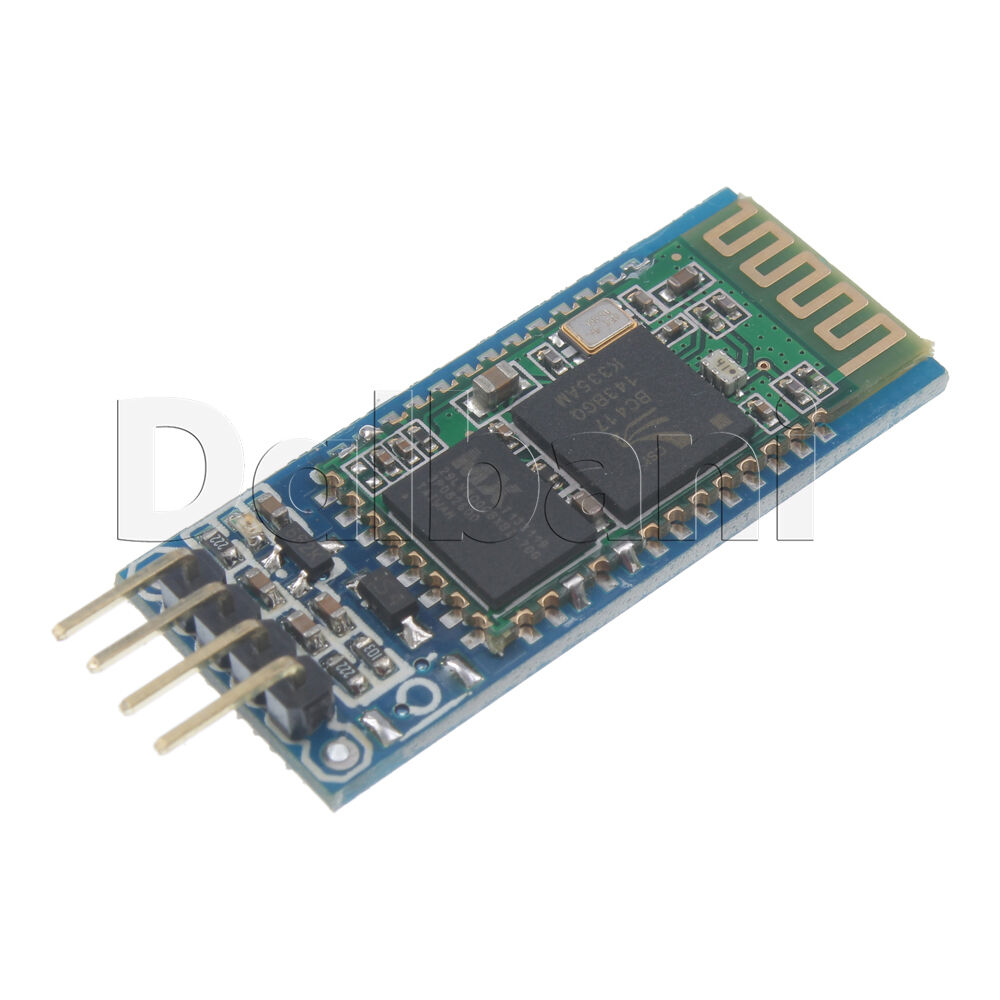 Jy mcu hc bluetooth wireless serial port module arduino