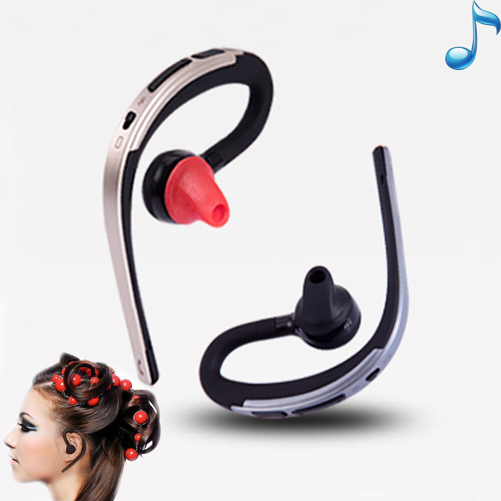 stereo a2dp bluetooth headset for samsung galaxy s6 s5 motorola moto g e x lg g4 ebay. Black Bedroom Furniture Sets. Home Design Ideas
