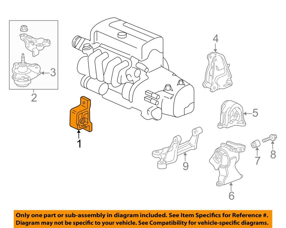 2004 Dodge Stratus Engine Mount Diagram Explained Wiring Diagrams Rsx Subwoofer Complete U2022 1996 Parts