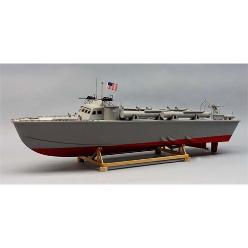 Dumas PT-212 Higgins MTB Preformed Hull Model Boat Kit 1257 | eBay