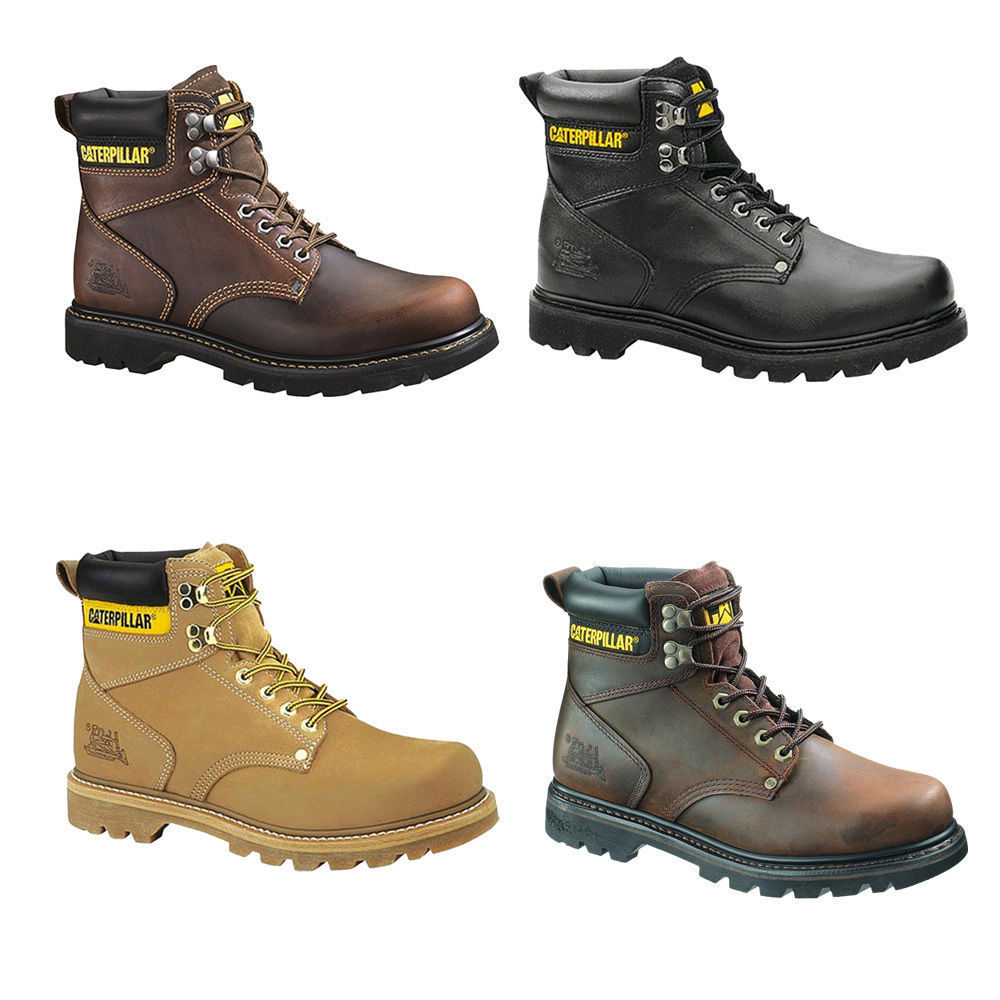 caterpillar men's work boots where to buy