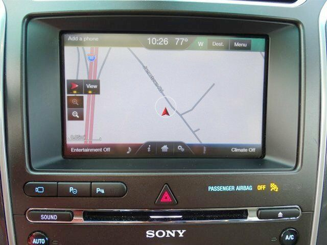 ford explorer edge sync myford touch gps navigation. Black Bedroom Furniture Sets. Home Design Ideas