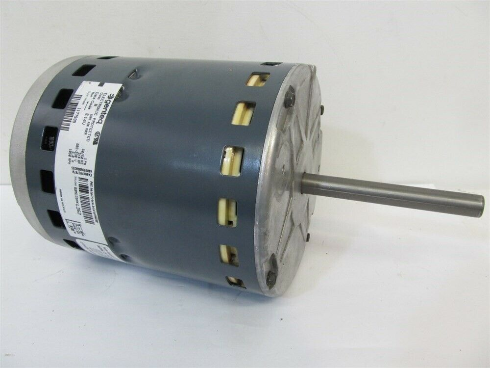 Fast oem part 1177999 3 4 hp 230 volt blower motor ebay for 2 hp blower motor