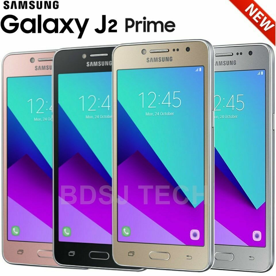Samsung Galaxy J2 Prime 16gb G532m Ds 5 4g Lte Dual Sim Gsm Factory My User Flip Cover Gold Unlocked Ebay