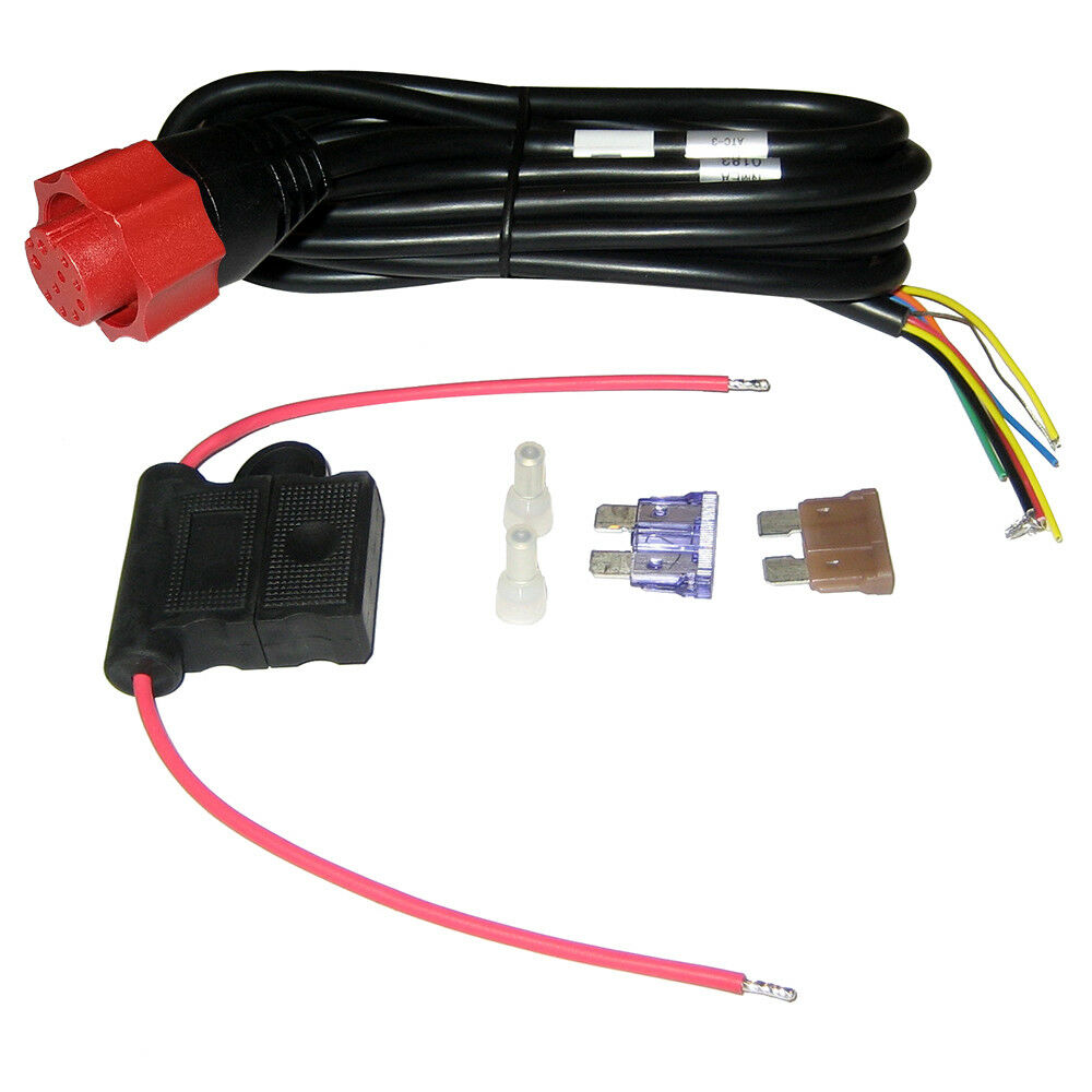 Lowrance Elite 7 Wiring Diagram 127 49 Archive Of Automotive Hdi Diagrams Power Cable For Hds Pc 30 Rs422 601000503128 Ebay Rh Com