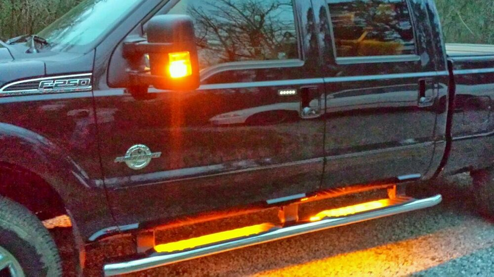 Running Board And Step Bar Led Light Repair Only Kit Crew