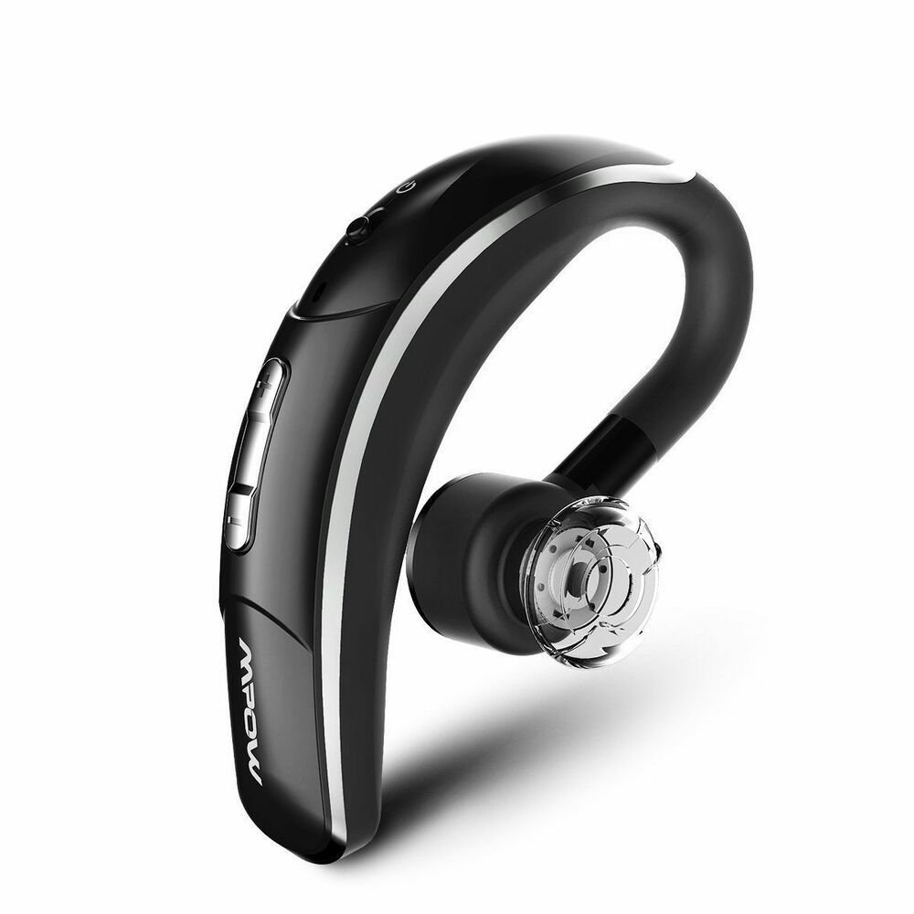 mpow jaws wireless bluetooth 4 1 headset neck band. Black Bedroom Furniture Sets. Home Design Ideas