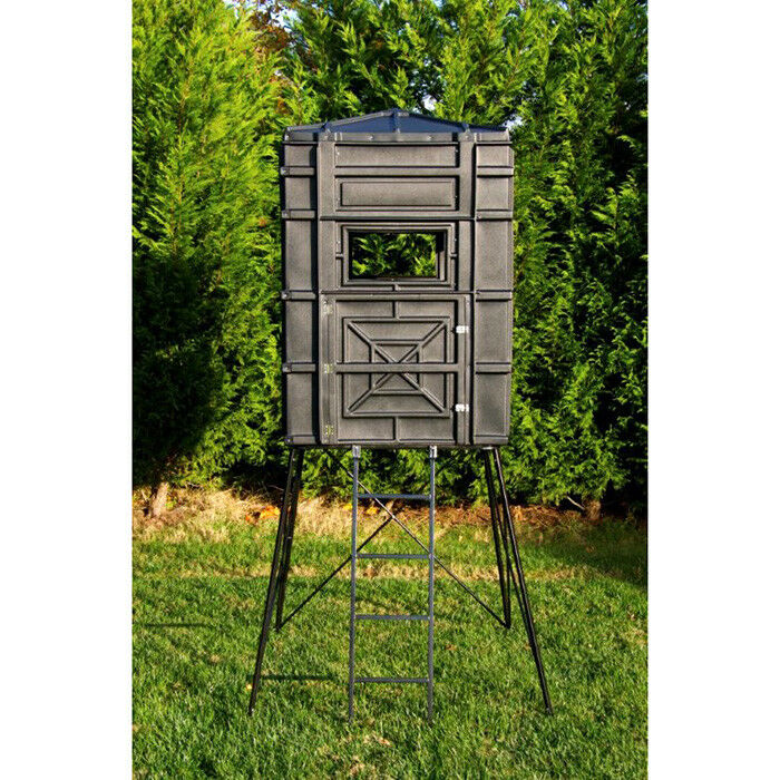 Blinds In A Box: Hughes 4x4 Hunting Blind Hideout Box Thick Wall Panels