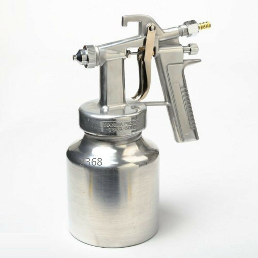 New High Volume Low Pressure Air Spray Paint Gun Hvlp Automotive Auto Body Tool Ebay