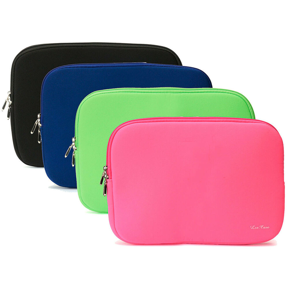 Laptop Soft Case Bag Cover Sleeve Pouch For Apple 11   Macbook Pro/Air Notebook eBay