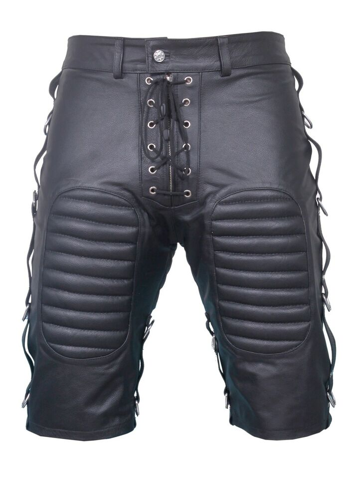 Find the best selection of cheap mens black leather shorts in bulk here at ajaykumarchejarla.ml Including mens black leather jeans and black leather jacket lace at wholesale prices from mens black leather shorts manufacturers. Source discount and high quality products in .