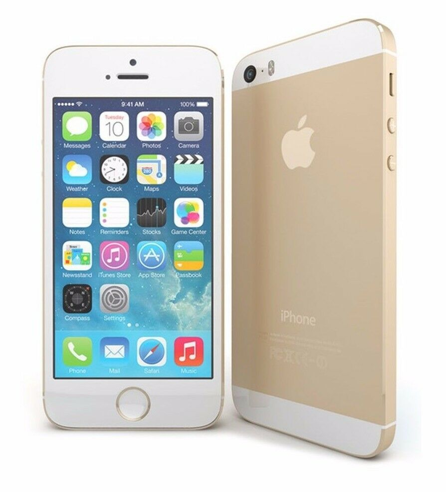 apple iphone 5s 32gb gold factory unlocked for gsm ebay. Black Bedroom Furniture Sets. Home Design Ideas
