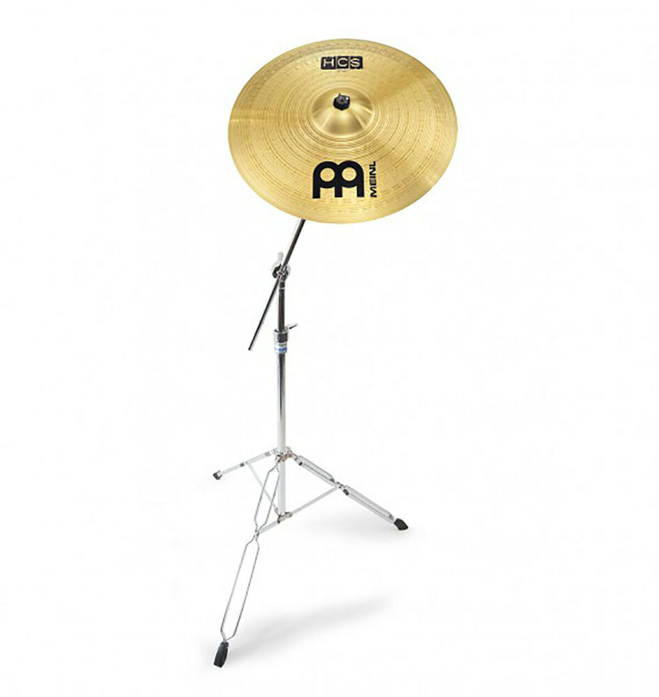 meinl 20 hcs ride cymbal with mapex tornado boom stand ebay. Black Bedroom Furniture Sets. Home Design Ideas