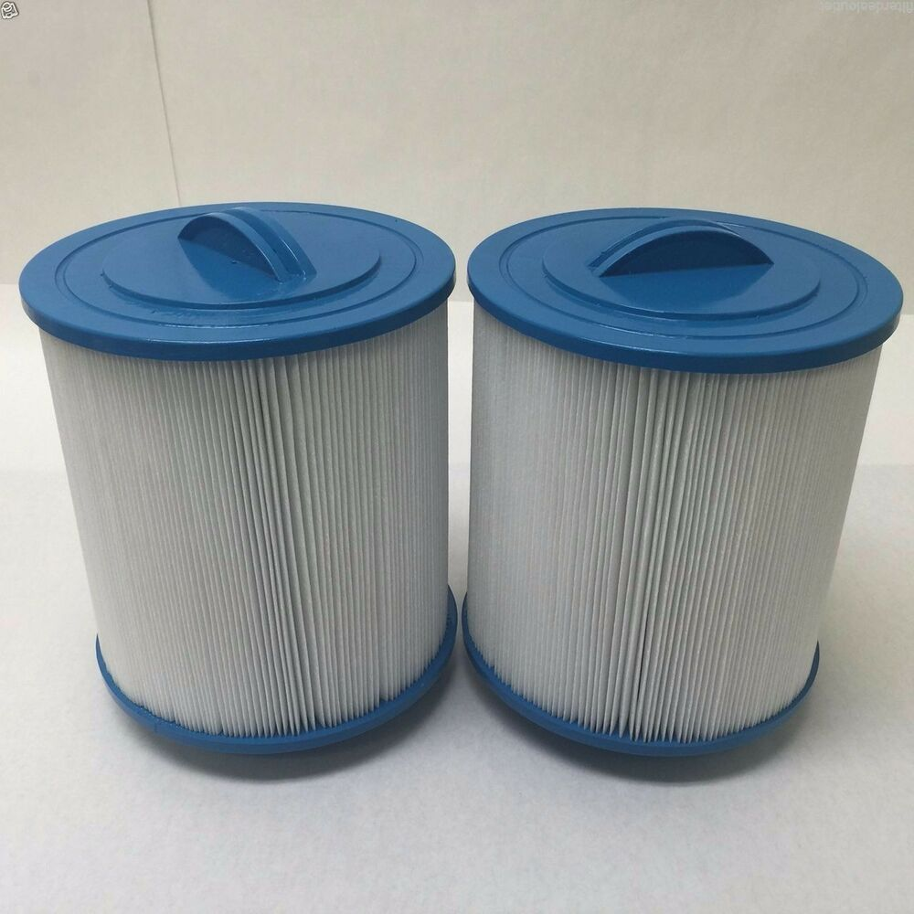 2 Pack Spa Filter Fits Pleatco Pas50sv F2m Fc 0311