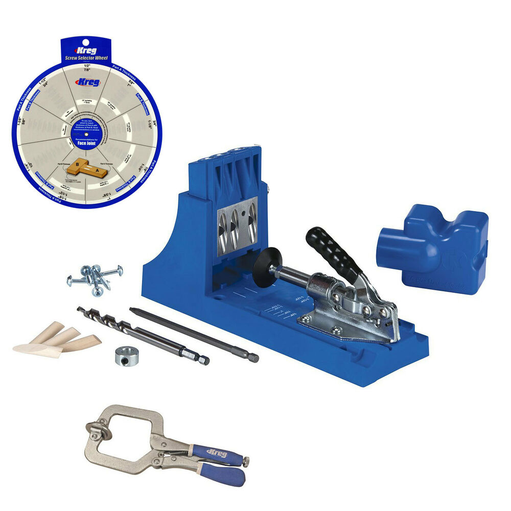 ... Hole System, KHC-PREMIUM Face Clamp, Screw Selector Wheel | eBay