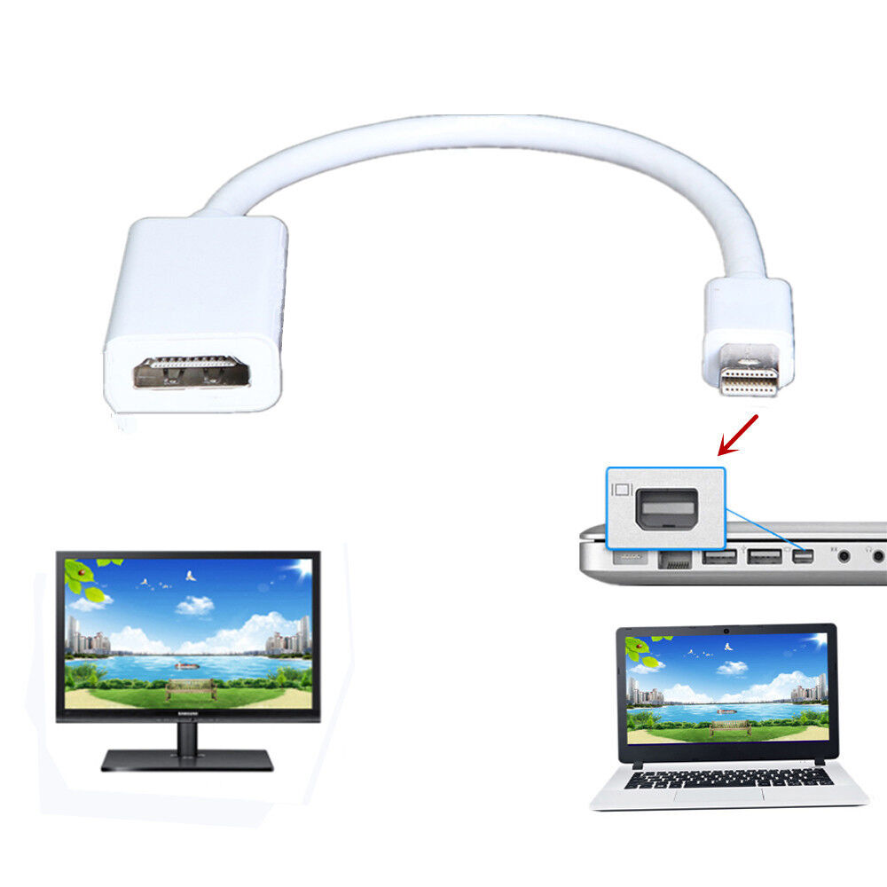 1080p Hdmi Hdtv Video Converter Adapter Cable For Apple