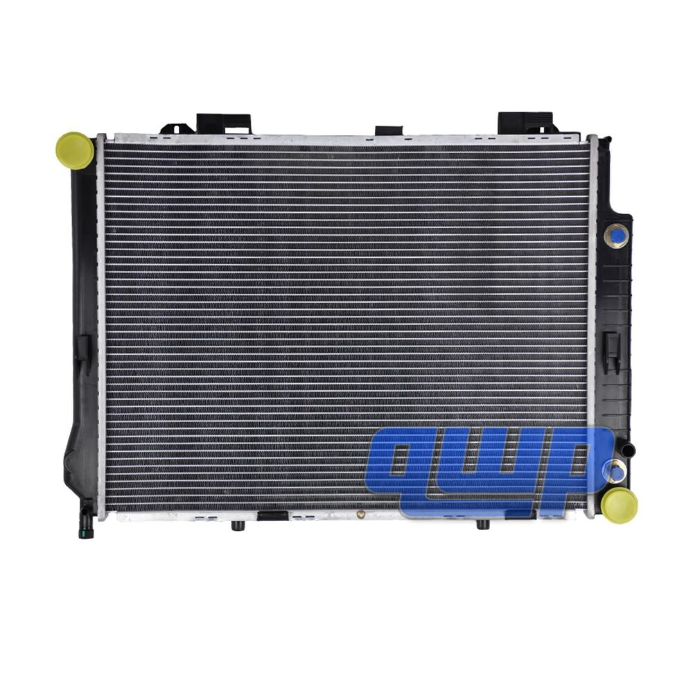 radiator for 1998 1999 2000 2002 mercedes benz e320 w210 3