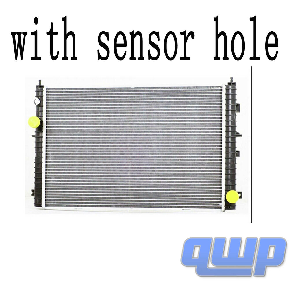 Radiator W/Sensor Hole For 2000-2004 Land Rover Discovery
