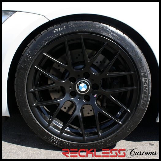 "19"" AVANT GARDE M359 BLACK MESH STAGGERED AG WHEELS RIMS"