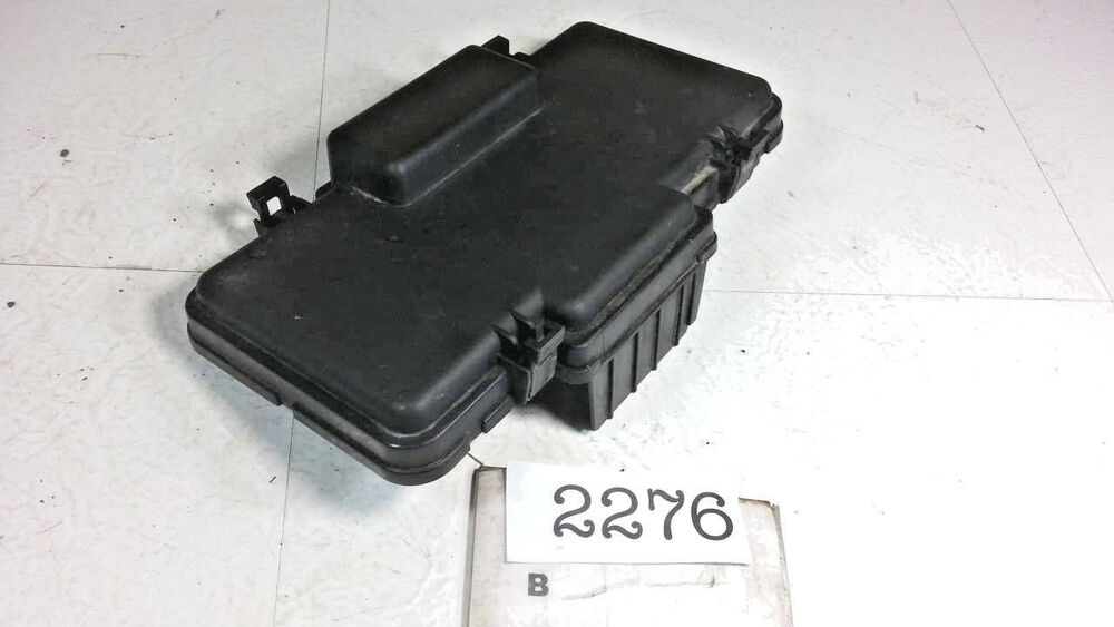 Fuse Box For Honda Civic 2005 : Honda civic cover engine fuse box fusebox oem