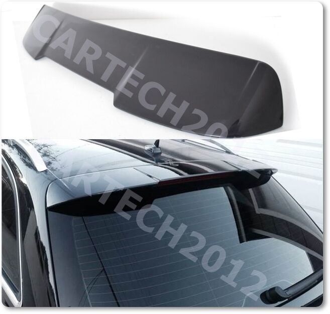 audi a4 b8 8k rs4 avant roof spoiler tuning ebay. Black Bedroom Furniture Sets. Home Design Ideas