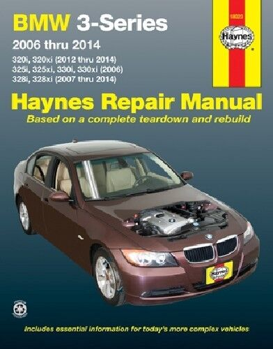 repair manual fits 2006