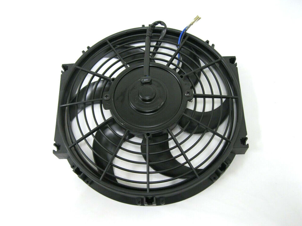 First Electric Fan : Quot street rod radiator electric cooling fan universal s