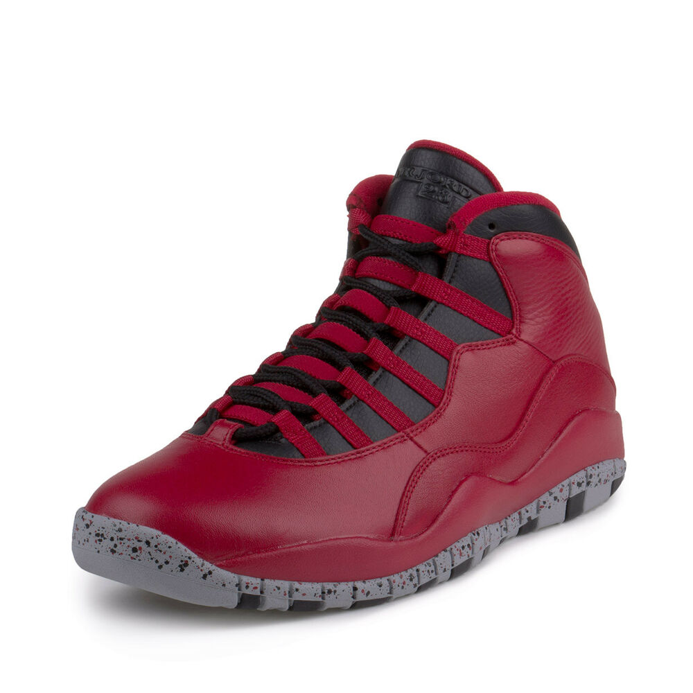 best website 5e40a 54421 Details about Nike Mens Air Jordan 10 Retro 30th