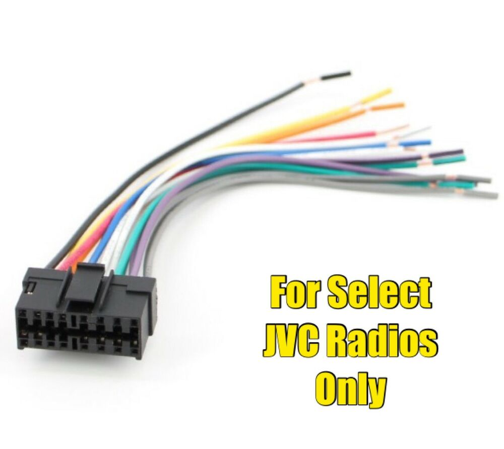 car stereo radio replacement wire harness plug for select. Black Bedroom Furniture Sets. Home Design Ideas
