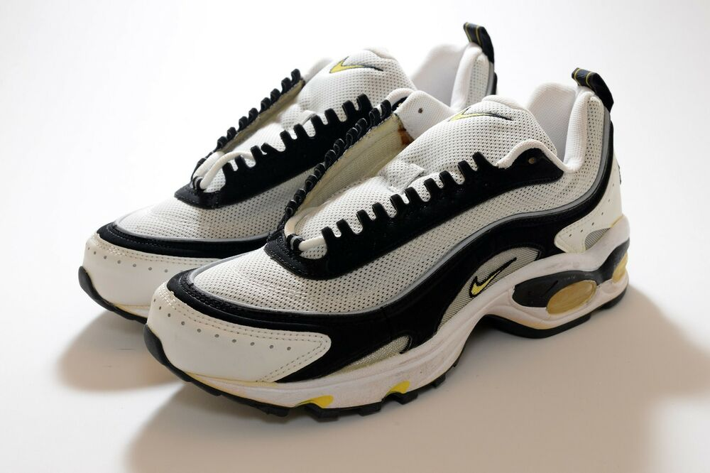 super popular d1ee9 6dead ... italy new nike air max tailwind ii 104095 171 og vintage 1997 bright  citron trainer 10