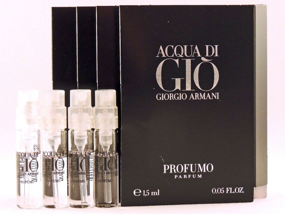 acqua di gio free sample