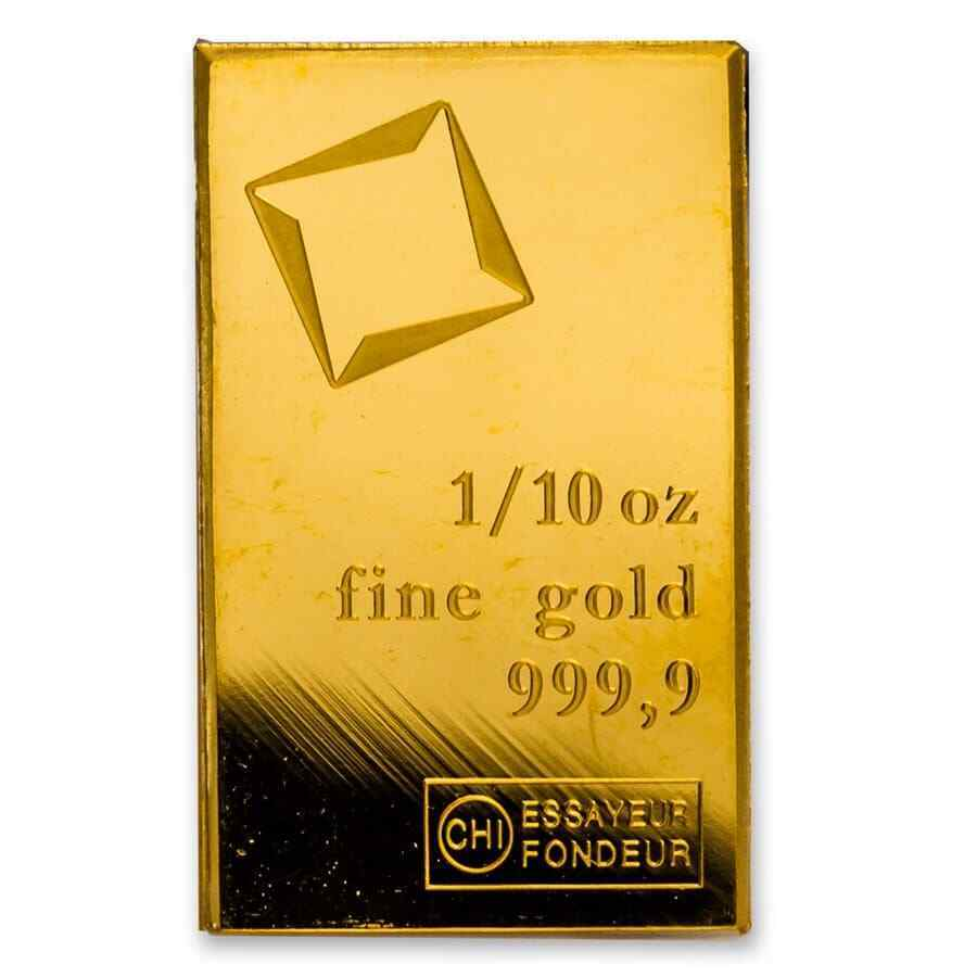 1 10 Oz Gold Bar Secondary Market Sku 45516 Ebay