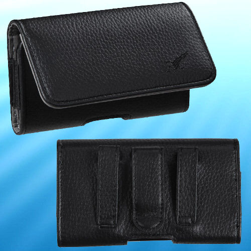 Matte Black Phone Cover Holder For Samsung Galaxy S5