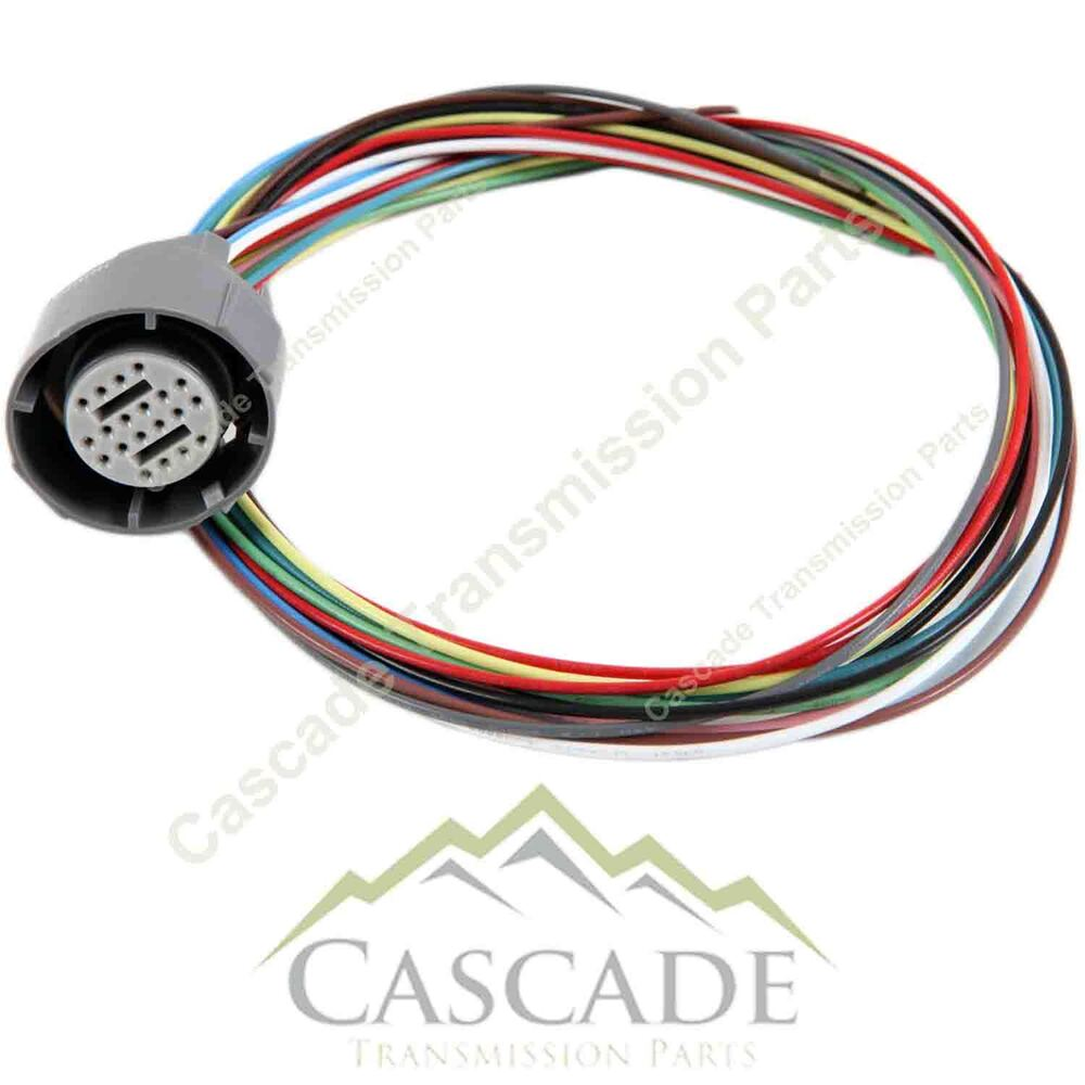 Wiring Harness Cover Repair : Transmission external wire harness repair kit l e