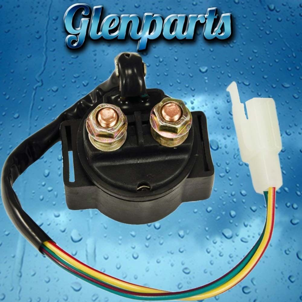 NEW Starter Solenoid Relay Polaris ATV 0452761 | eBay