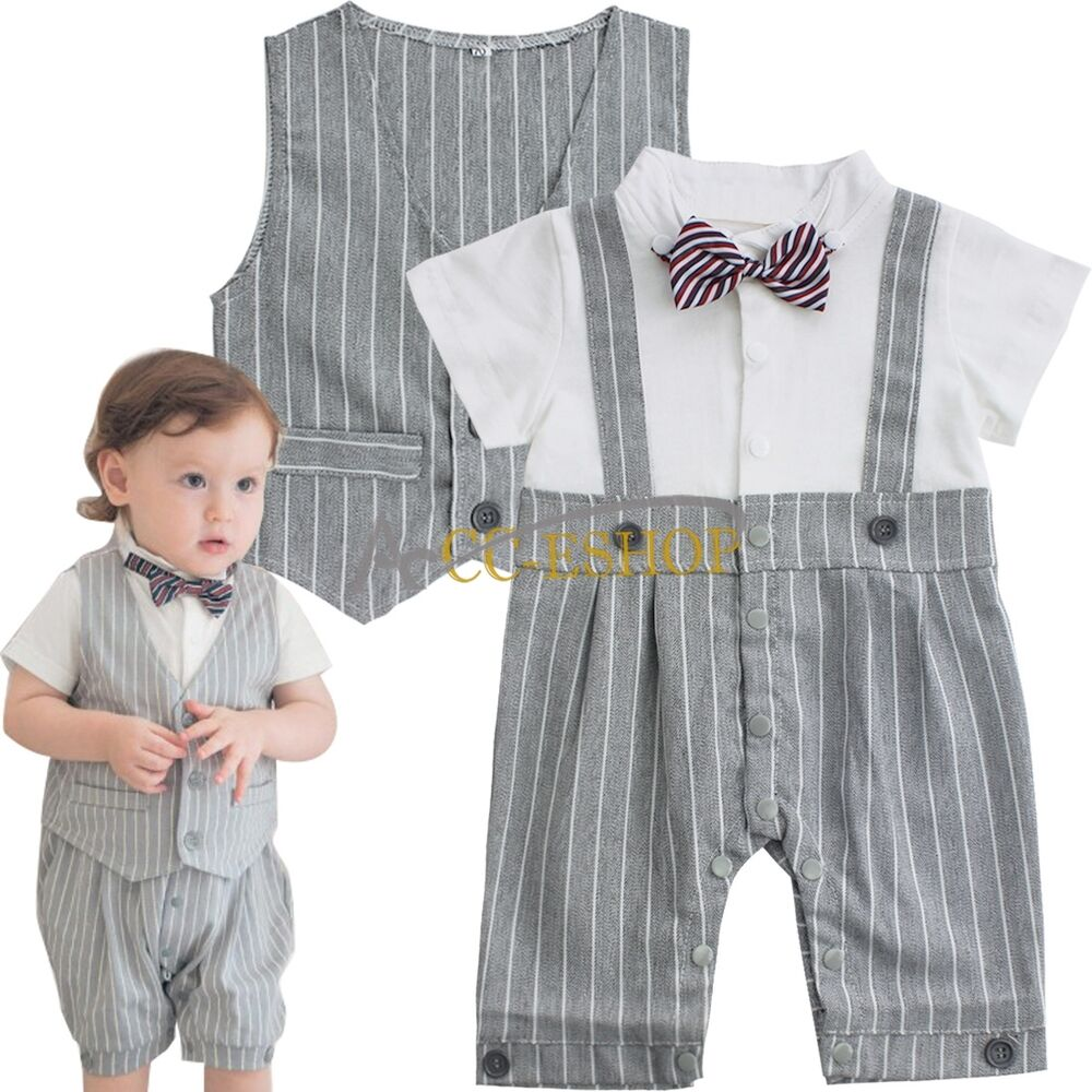 Angel Size XLarge Boys Toddler Tuxedo Black Suit Tie 5 PC set Baby Size XL Months - Sold by nikgold. $ Angel Size Large Boys Toddler Tuxedo Black Suit Tie 5 PC set Baby Size L Months - GEORGE Infant Boys Suit Blue & Tan Baby Dress Up Outfit Shirt Vest Tie & Pants. Sold by The Primrose Lane. $ $