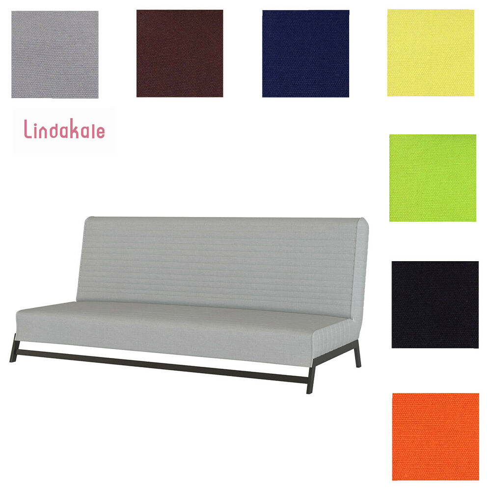 Custom made cover fits ikea karlaby sofa bed hidabed for Sofa bed cover