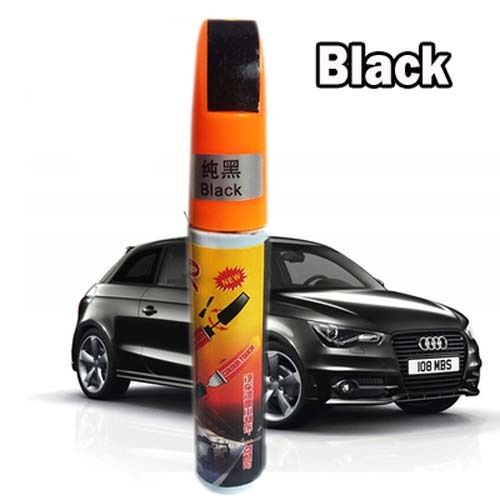 black fix pro car auto smart coat paint scratch repair remover touch up pen ebay. Black Bedroom Furniture Sets. Home Design Ideas